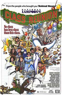 National Lampoon Class Reunion poster